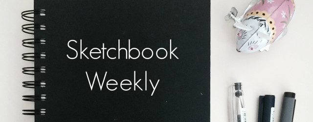 Sketchbook Weekly by Emma Rowland